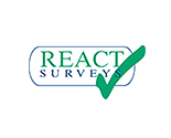React survey